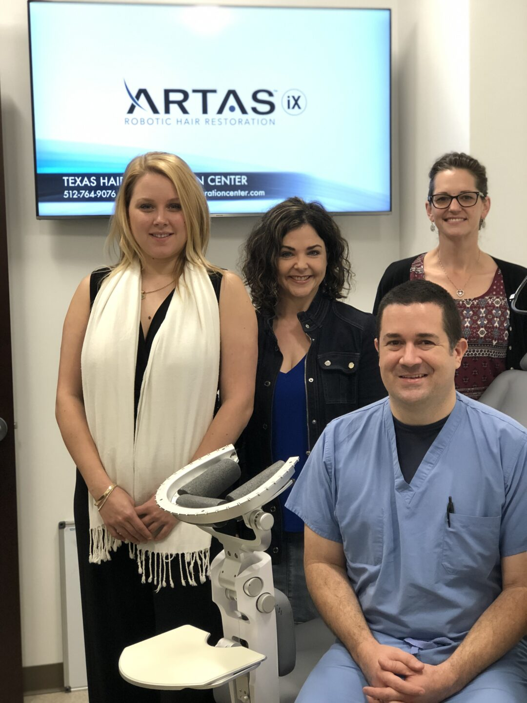 The Finest SMP Results - Our Austin SMP Specialty Clinic and Technicians